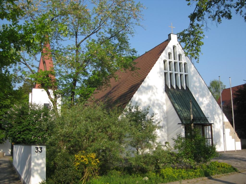 Friedenskirche Eichenau