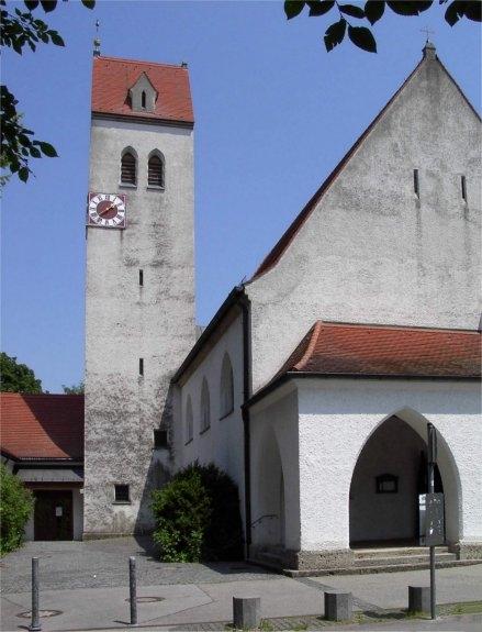 Erloeserkirche Fürstenfeldbruck