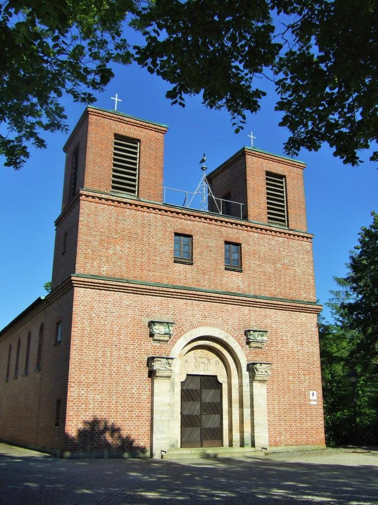 Christuskirche Gauting