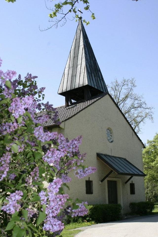 Fliegerhorstkirche St. Michael Fürstenfeldbruck