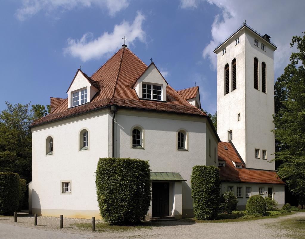 Waldkirche Planegg